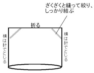 アニマル帽子耳編み図.png